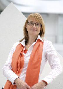Beatrice Lugger vom NaWik macht sich für authentischen Wissenschaftsjournalismus stark. Foto: Tim Wegner