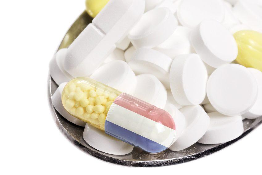 Pillen Niederlande