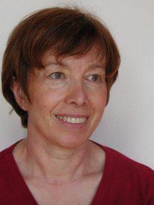 Dr. Inge Schwersenz von der Selbsthilfegruppe Initiative SMA.