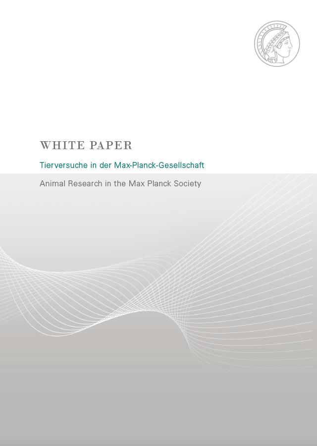 Titelbild des MPG White Paper
