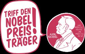 """Schülerwettbewerb """"Triff den Nobelpreisträger!"""""""