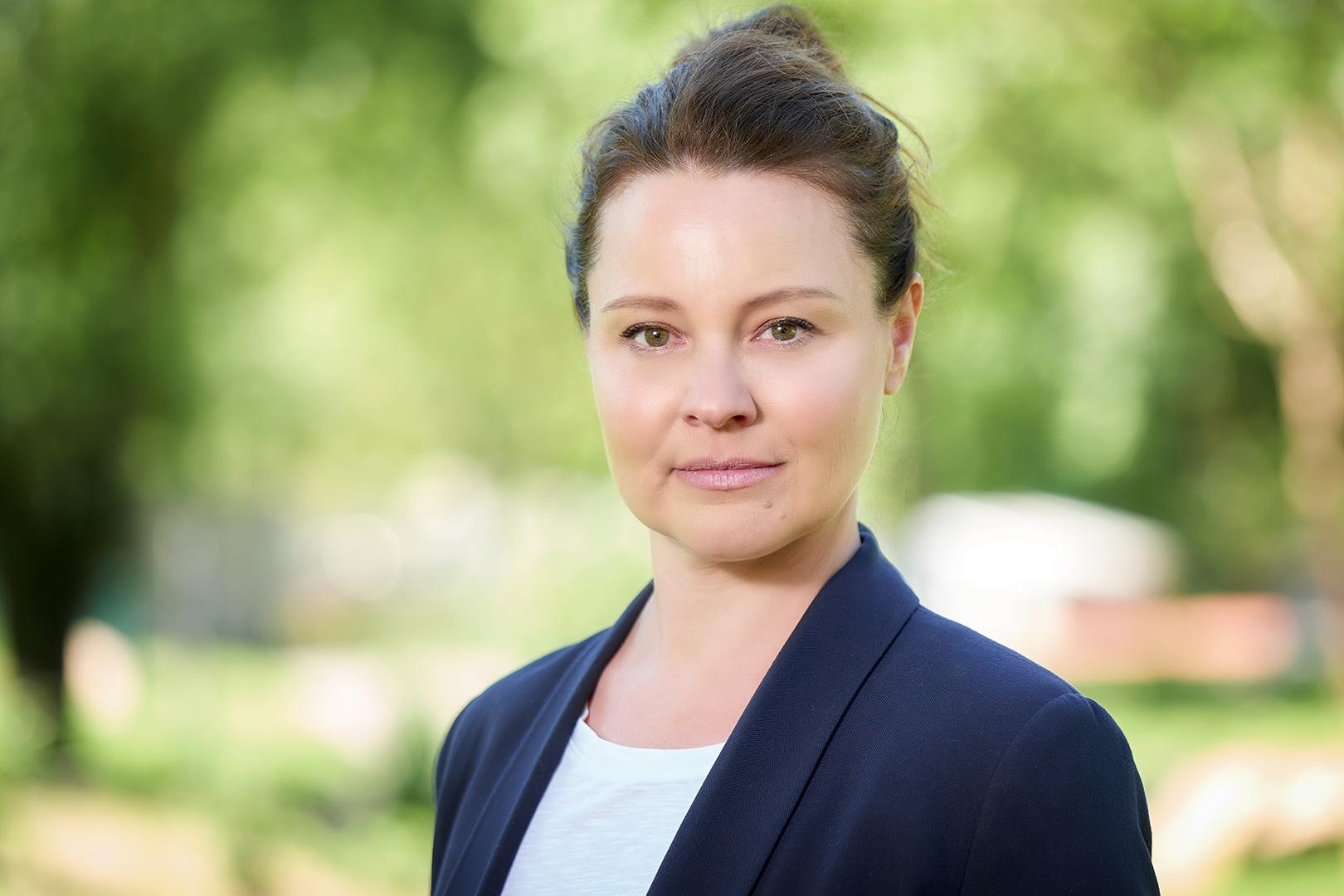 Dr. Julia Stubenbord, Landestierschutzbeauftragte in Baden-Württemberg