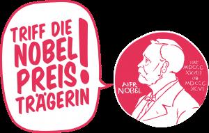 """Schülerwettbewerb """"Triff die Nobelpreisträgerin"""""""