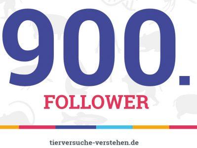 Initiative freut sich über 900. Follower